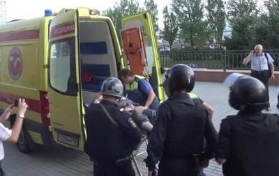 Появилось видео перестрелки в Мособлсуде