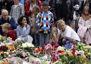 Норвежская полиция уточнила, что разыскиваемый человек не имеет ничего общего с Брейвиком
