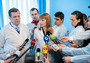 Специалист: В случае отказа от лечения Тимошенко может стать инвалидом