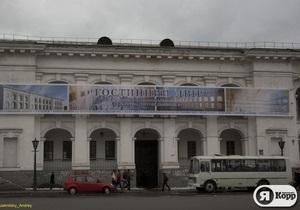 Попов: Гостиный двор должен использоваться как культурный центр