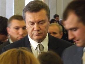 Янукович отверг пакет Тимошенко