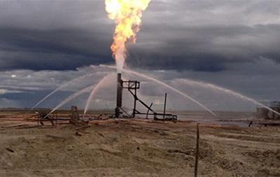 В пожаре на нефтескважине в РФ пострадали украинцы