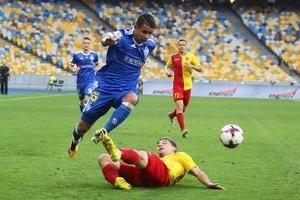 Динамо здобуло розгромну перемогу над Зіркою