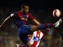 Примера: Барселона споткнулась в Алмерии