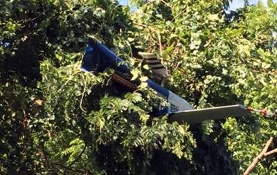 В США разбился полицейский вертолет: двое погибших