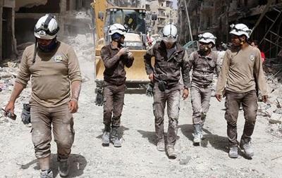 В Сирии убиты семь сотрудников  Белых касок