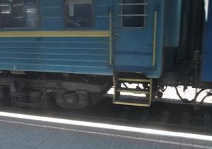 Житель Крыма лег на рельсы и выжил после наезда поезда
