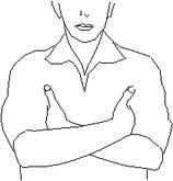 Учимся читать мысли собеседника по его жестикуляции