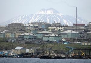 Еще один японский министр осмотрит Курилы с воздуха