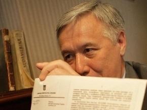 В Раде появился еще один проект постановления об отставке Еханурова