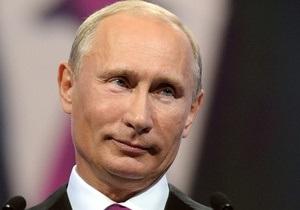Путин стал лауреатом китайской премии мира