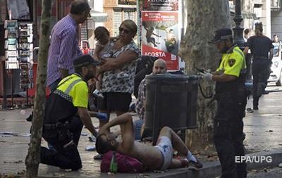 Во время теракта в Барселоне погибли 13 человек — СМИ