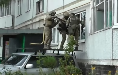 СБУ: В Харькове задержан российский диверсант