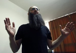 Новости Сирии - Ахмад Асси Джабр - сирийская оппозиция - Сирийская оппозиция избрала нового главу своей коалиции