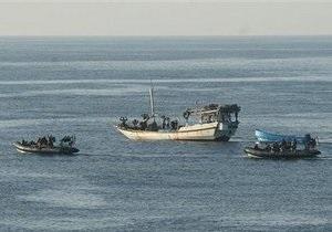 Судно York с двумя украинцами освобождено из пиратского плена
