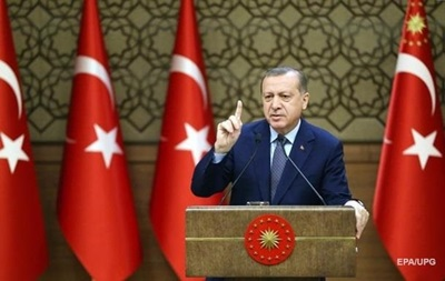 Ердоган - главі МЗС Німеччини: Знай своє місце