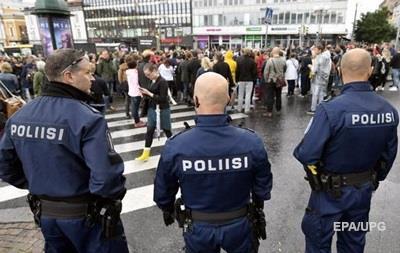Стало известно имя нападавшего с ножом в Финляндии