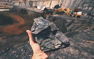 В Україні скорочується видобуток вугілля