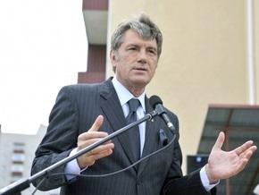 Ющенко считает делом чести поимку Лозинского