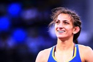 Ткач-Остапчук принесла Украине первую медаль чемпионата мира по борьбе