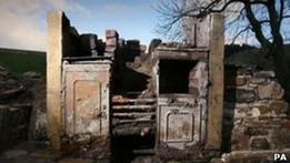 В Англии раскопали избушку ведьмы с мумией кошки
