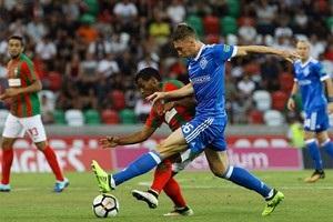 Динамо – Маритиму 3:1 видео голов и обзор матча Лиги Европы