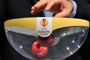 Жеребьевка Лиги Европы: Лион сыграет с Эвертоном, БАТЭ - с Арсеналом