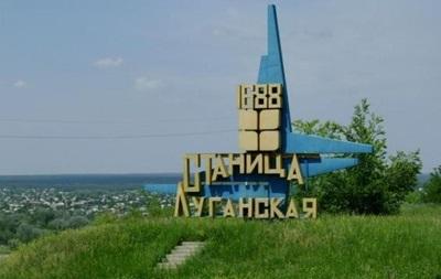 Боевики продолжают обстрелы участка разведения сил вблизи Станицы Луганской