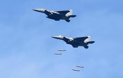 Южная Корея сбросила бомбы у границы с КНДР <!--more--/></a> </div> <a href=