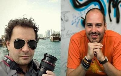 ЗУкраїни депортували двох іспанських журналістів, які працювали наДонбасі