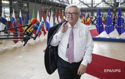 Юнкер: України немає в Євросоюзі та НАТО