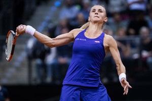 Цуренко зачехлила ракетку в стартовом раунде US Open