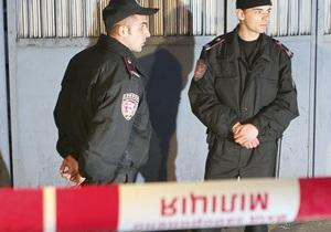 В Днепропетровске произошел взрыв в банке