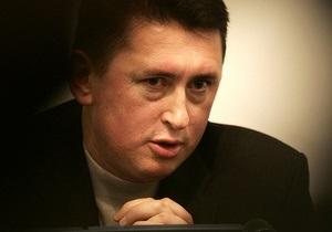 Мельниченко заявил, что Кучма и Марчук прибыли в ГПУ через черный вход