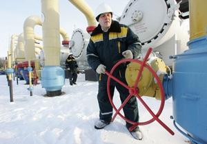 Украина увеличила транзит российского газа почти на девять процентов