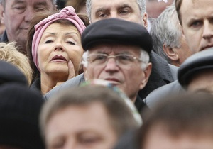Украинская диаспора просит новую Раду прекратить дискриминацию их избирательных прав
