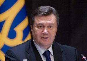 Янукович исключил произведения о Голодоморе из претендентов на Шевченковскую премию