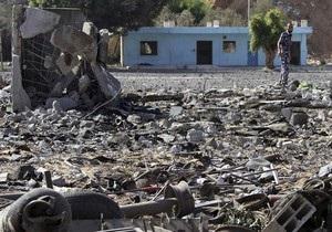 Израиль нанес новую серию авиаударов по сектору Газа