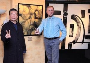 В Киеве пройдет выставка одного из самых дорогих художников Азии