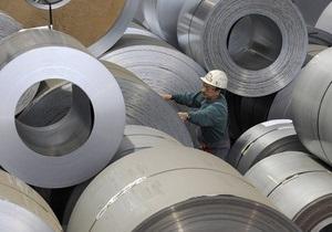В десятке крупнейших производителей стали Украина заняла последнюю позицию
