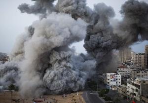 СМИ: в секторе Газа погибли уже 95 палестинцев. Убит еще один командир боевиков