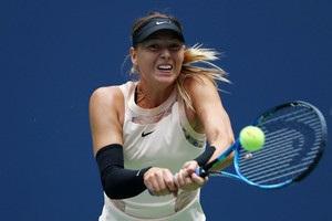 Севастова остановила Шарапову на US Open