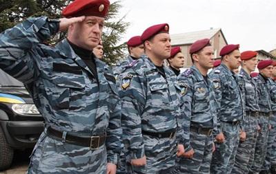 СМИ: В Крыму наградили грамотами экс-беркутовцев