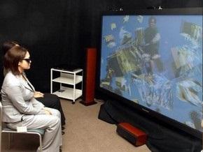 Panasonic представила плазменный 3D-телевизор для дома