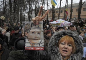 Суд начал рассматривать апелляцию на приговор Тимошенко