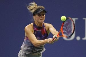 Свитолина не сумела выйти в четвертьфинал US Open