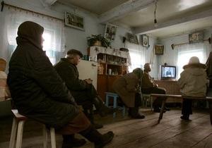 Опрос: подавляющее большинство украинцев узнает новости из телевизора