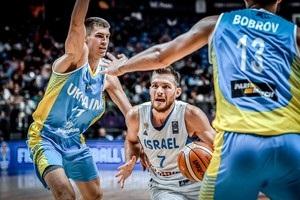 Украина разгромила Израиль и вышла в плей-офф Евробаскета