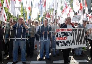 Правозащитники: Россия и Украина идут по стопам Беларуси