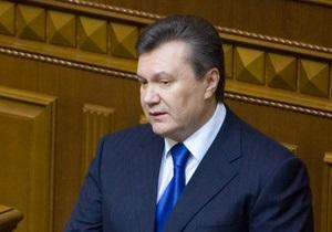 Янукович: В отношениях с РФ всегда были, есть и будут разногласия по поводу защиты национальных интересов